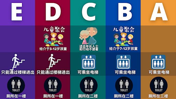 华语聚会  ( 星期日, 上午9时正) image