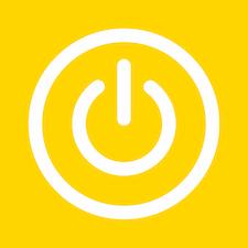 The On Button logo