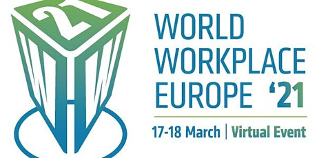 World Workplace Europe 2021 billets