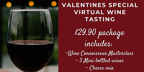 Valentine's Day Wine Tasting tickets
