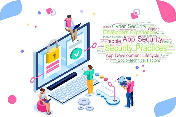 Security of apps developed in SMEs - Oxfordshire Branch image