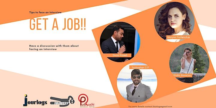 Get a Job!! image