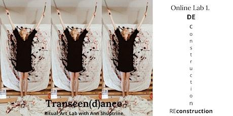 Transcen(d)ance RITUAL_ART_LAB Tickets