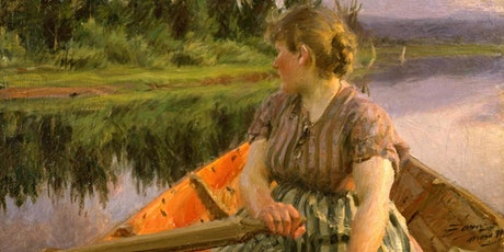 Kunstmuseum presenteert: Webinar Anders Zorn door Monique Varma tickets