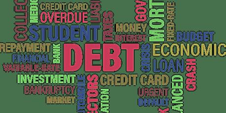 Dealing with Debt & The Bailiffs tickets