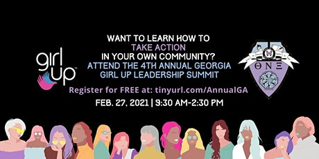 4th Annual Georgia Girl Up Leadership Summit tickets