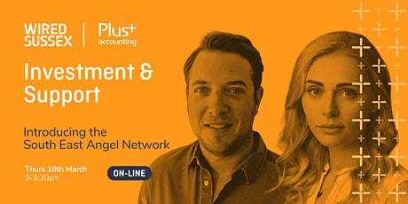 Breakfast Session | Investment and Support | South East Angel Network tickets