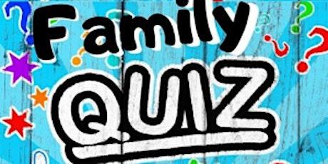 NAS SG Family Quiz 27 February 2021 5.30pm tickets