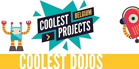 Coolest Dojo - 20/03/2021 - ONLINE tickets