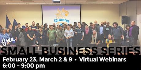 Queens Night Market Series, Part 3: Marketing Strategy & Social Media tickets
