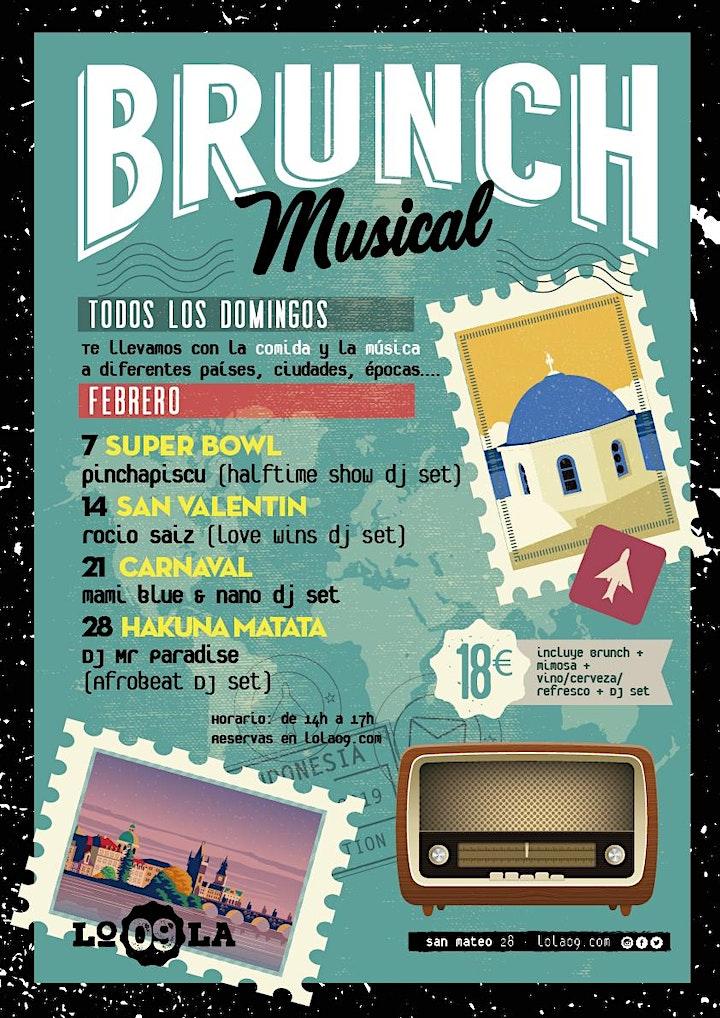 Imagen de BRUNCH MUSICAL EN LOLA 09