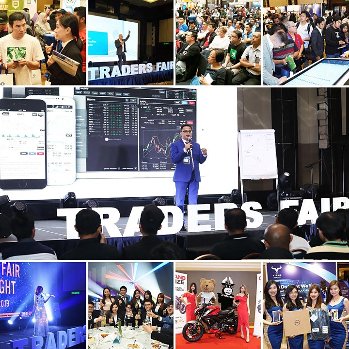 Traders Fair 2022 - Malaysia (Financial Education Event) image