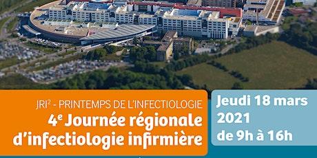 4e Journée Régionale d'Infectiologie Infirmière billets