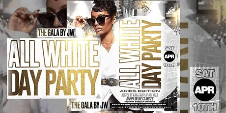 All White DAY PARTY: Aries Edition tickets