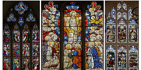 How to identify the makers of 19th Century Stained Glass Windows tickets
