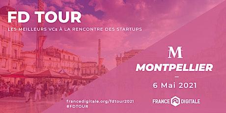 FD Tour 2021 - Montpellier billets