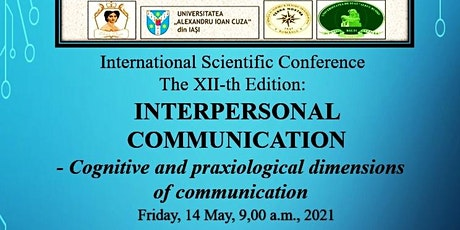 INTERPERSONAL COMMUNICATION - International Conference tickets