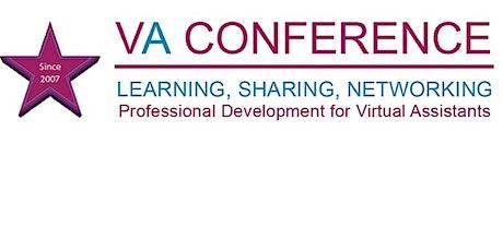 UK VA Conference and Awards 2021 #VACon21 entradas