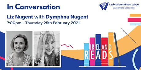 Liz Nugent in Conversation with Dymphna Nugent tickets