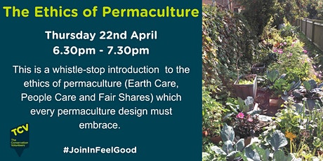 The Ethics of Permaculture tickets