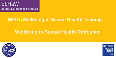 Wellbeing in Sexual Health Refresher tickets