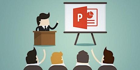 PowerPoint 101 (Online) tickets