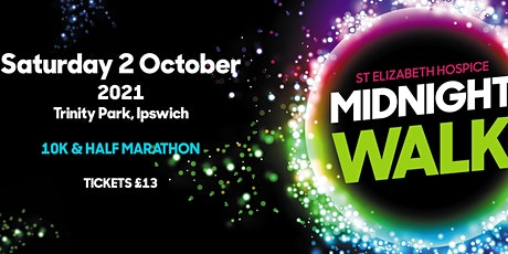 Midnight Walk Ipswich 2021 tickets