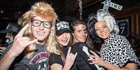 2021 Denver Halloween Bar Crawl (Saturday) tickets