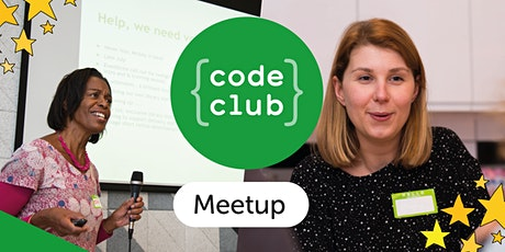 Code Club UK Online Meetup tickets