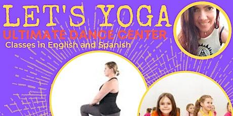 Lets Yoga Shine tickets
