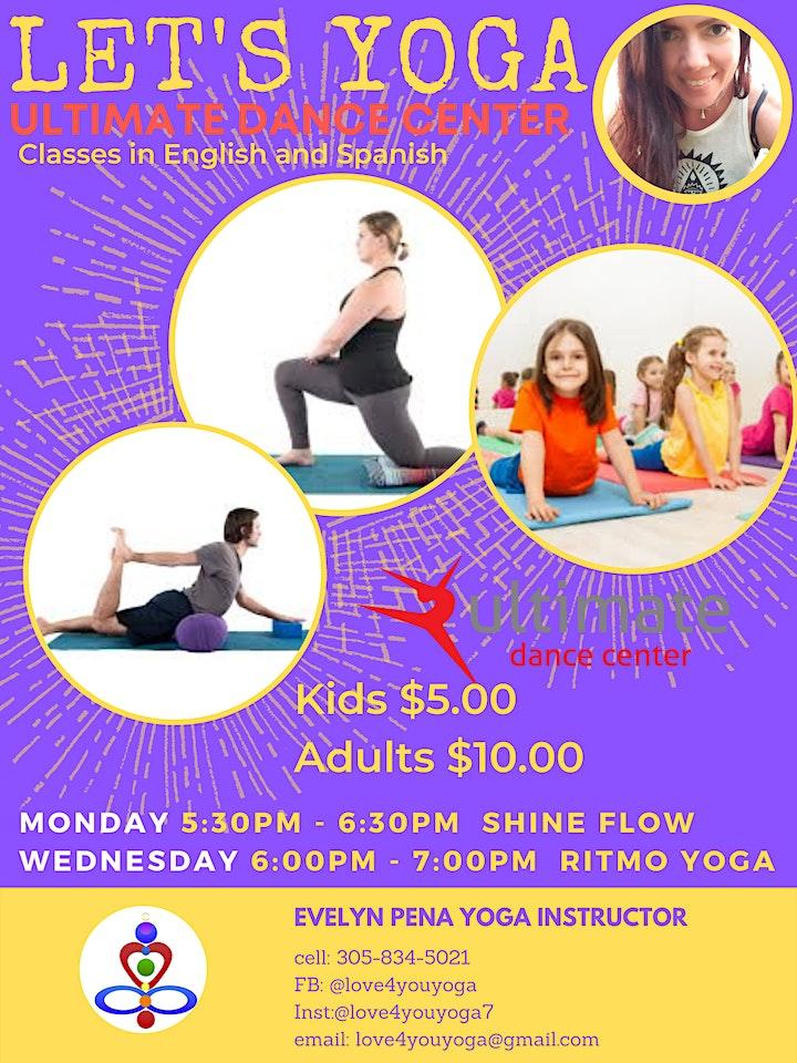 Lets Yoga Shine image