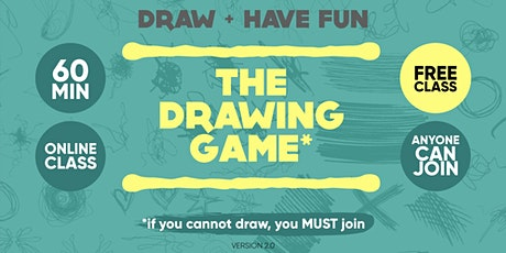 The Drawing Game (free) tickets