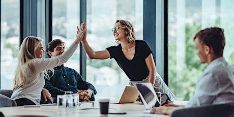 Sales & Marketing Management - påverka genom försäljning och ledarskap tickets