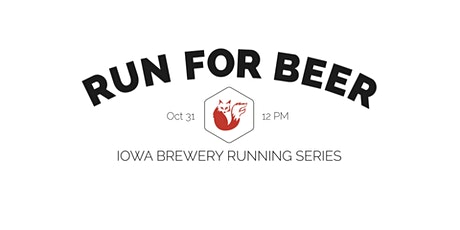 Beer Run - Fox Brewing | 2021 Iowa Brewery Running Series tickets