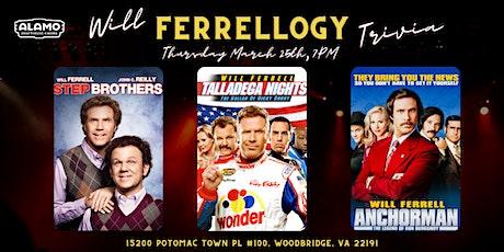 Will Ferrellogy Trivia at Alamo Drafthouse Woodbridge tickets
