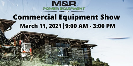 Commercial Equipment Show  - Hermitage tickets