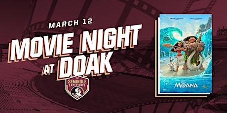 Movie Night at Doak tickets