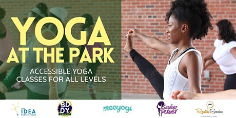 Yoga at the Park tickets