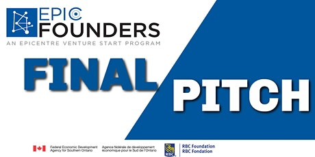 EPIC Founders Accelerating 2020s Final Pitch Competition tickets