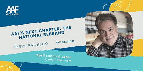 AAF April Lunch & Learn: AAF's Next Chapter tickets