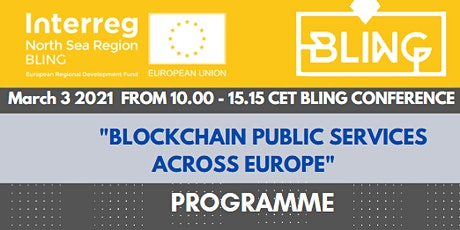 BLING Mid-term Conference: Blockchain Public Services Across Europe tickets