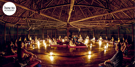 Meeting the Sacred – Trauma and Healing in the Peruvian Rainforest tickets