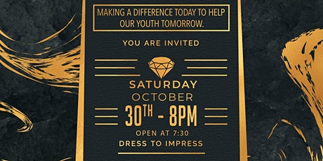 2020 Black and Gold Scholarship Gala: Making a Difference Today tickets