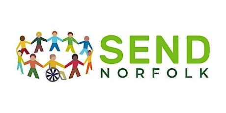 SEND Family Roadshow -  Wednesday 17th November 2021 tickets