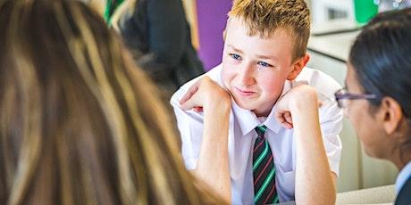 Pioneers Partnership Teacher Training: Get into  Secondary Teaching Webinar tickets