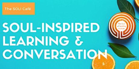 "SOLI Café: February Conversation on ""Exploration"" tickets"