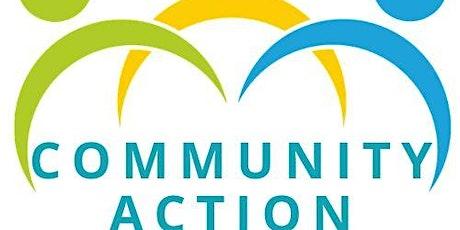 Community Action Forum tickets