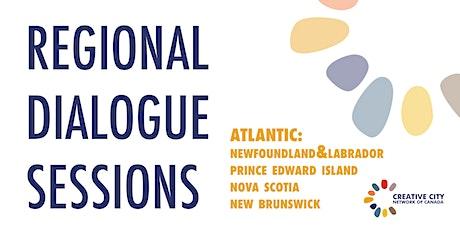 CCNC Regional Dialogue Sessions: Atlantic Canada tickets