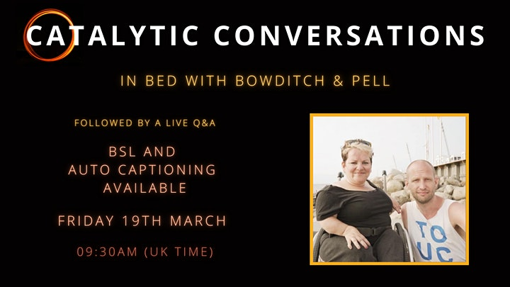 Catalytic Conversations : In Bed with Bowditch & Pell image