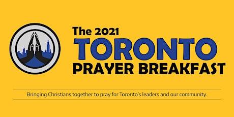 2021 Toronto Prayer Breakfast tickets